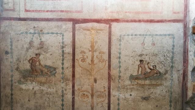 Pompeii marvels on display after restoration