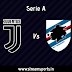 Juventus Vs Sampdoria Preview and Lineup