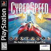 Cyber Speed - PS1 - ISOs Download