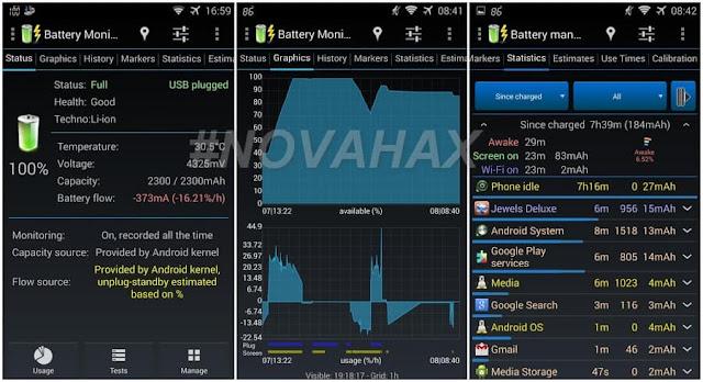3C Battery Monitor Widget Pro Full Apk