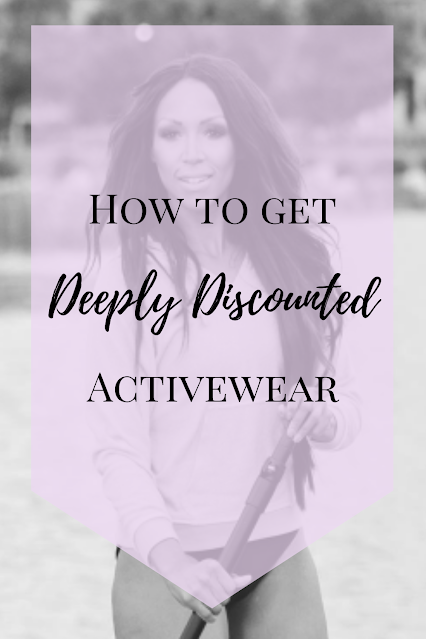 Get deeply discounted activewear by becoming a Zyia Active Afflilate