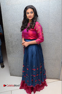 Actress Keerthi Suresh Stills at Remo Success Meet  0147.JPG
