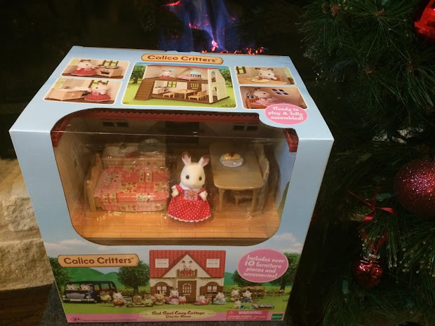 Calico Critters at Walmart