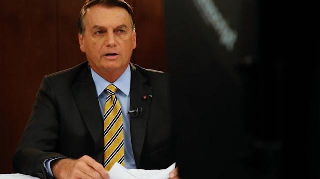 Presidente Bolsonaro é internado com dores abdominais em hospital de Brasília