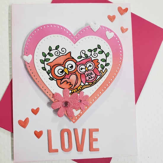 Love by April features Love Owl-ways by Newton's Nook Designs; #newtonsnook
