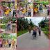Ibu Yayang Menangis Saat Menerima Kursi Roda Dari Kapolres Batubara Dihari Ibu Nasional