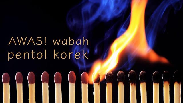 Jangan Seperti Korek Api yang Punya Kepala Tapi Tidak Punya Otak dan Mudah Terbakar Saat Tergesek