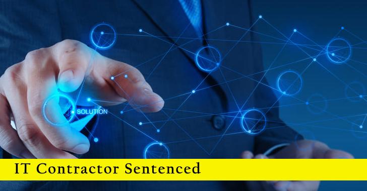 IT Contractor Sentenced