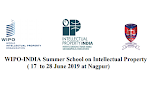 WIPO-INDIA Summer School on Intellectual Property ( 17 to 28 June 2019 at Nagpur)
