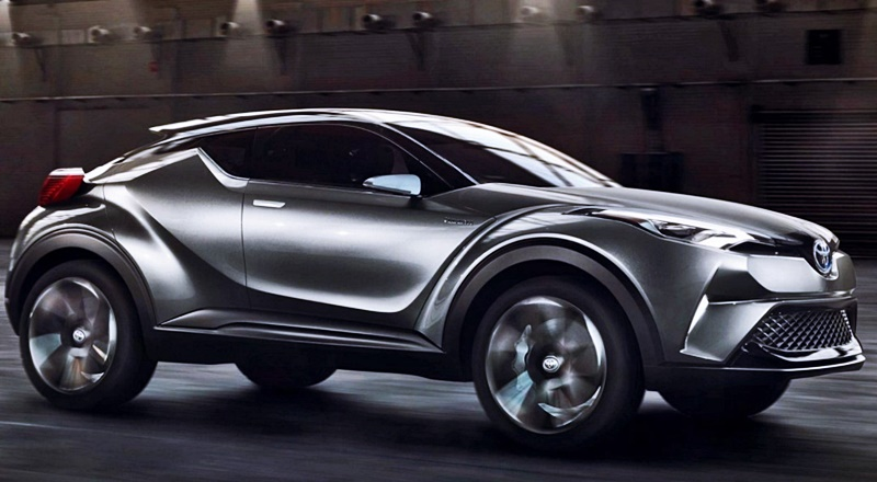 Toyota C-HR Interior Price Limited 2018