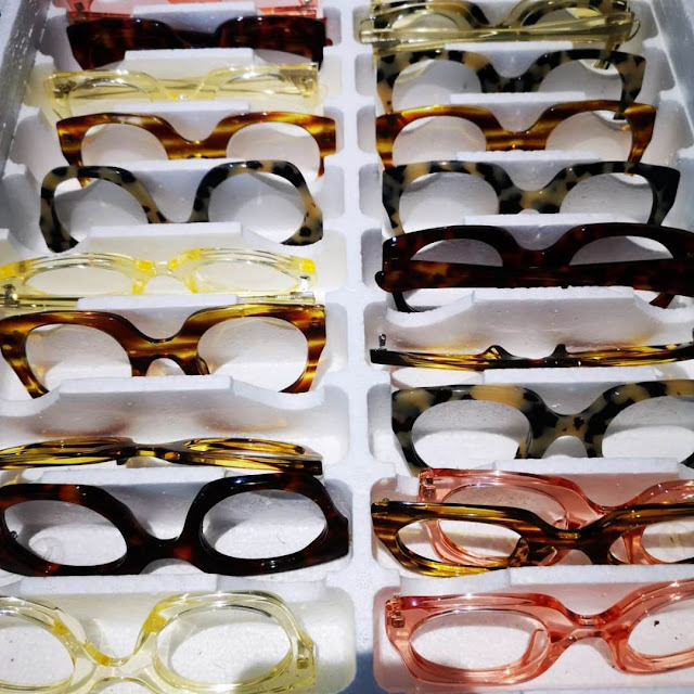 New Exclusive Glasses by Will Yaya