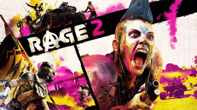 Link Tải Game Rage 2 Miễn Phí Thành Công