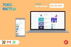 Invert Pro Responsive Blogger Template Premium