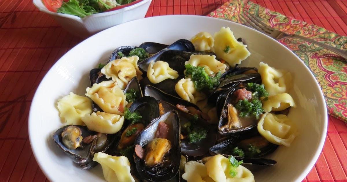 La cuisine de messidor moules exquises sauce l italienne for Cuisine a l italienne