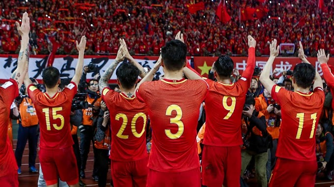 Guangzhou Evergrande going for a full Chinese side by 2020