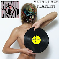 Metal Daze's playlist