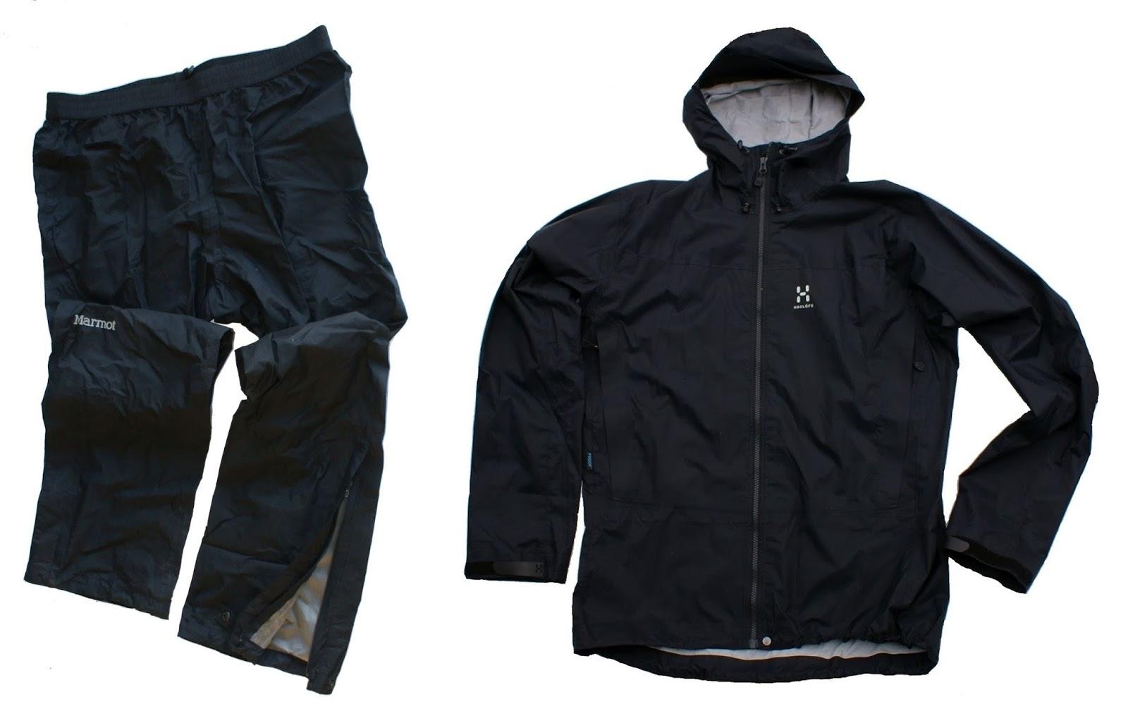 Skalkläder för vandring när det blir hårt väder. Läs mer!
