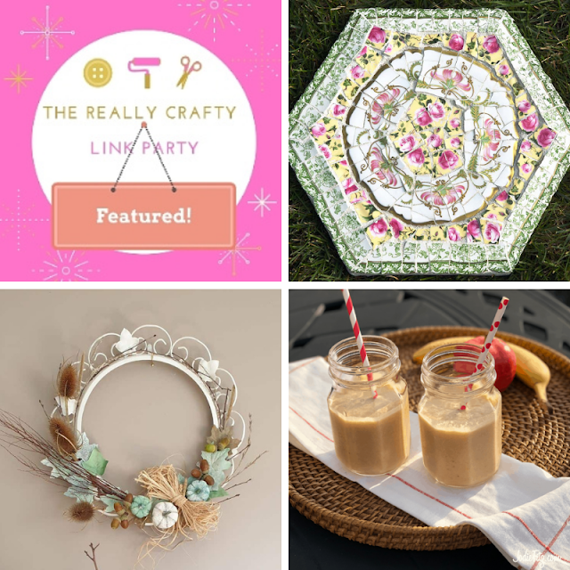 The Really Crafty Link Party #235 featured posts