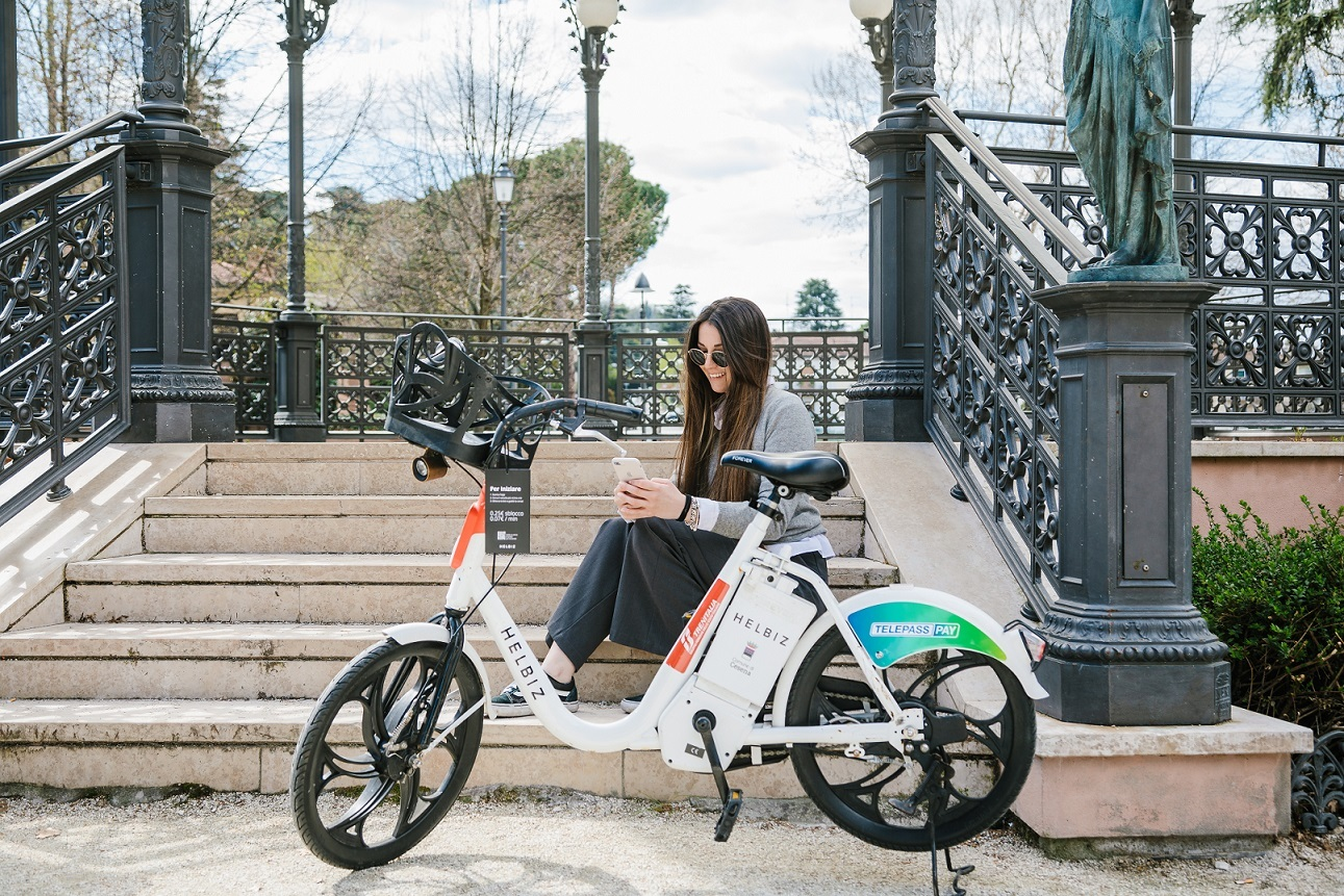 Micro-mobility leader Helbiz to launch E-bikes in Italy
