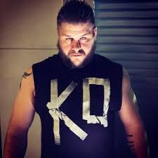 Kevin Owens KO tape shirt.  PYGear.com