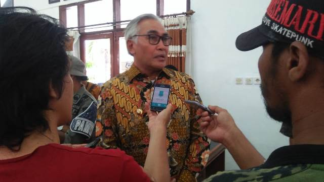 Wakil Bupati Bima, H Dahlan M Noer