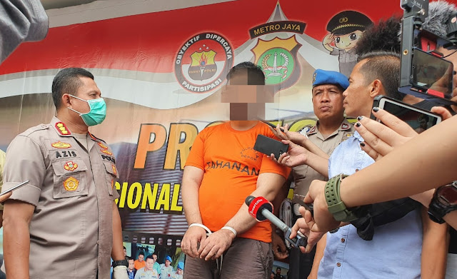 Raup Rp. 2,5 Milliar, Penipu Modus Jasa Wedding Organiser Diciduk Polisi