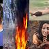 BREAKING:फिर हिंसा कि आग में जला बंगाल, कई महिलाओ का RAPE,घरो को आग, देंखे video