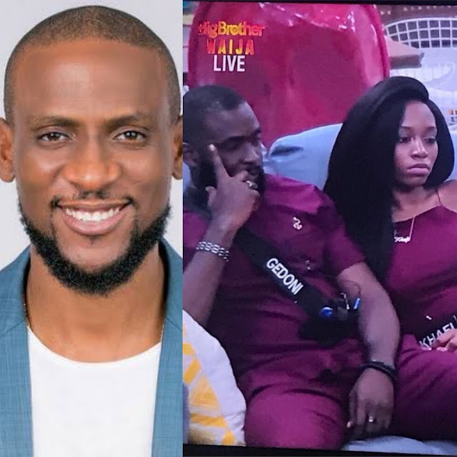 #BBNaija 2019: 'Gedoni does morning shift with Venita & night shift with Khafi' – Omashola discloses (video)