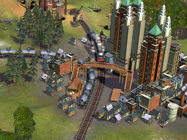 SID MEIER'S RAILROADS 2006: Official Game Direct Free Download