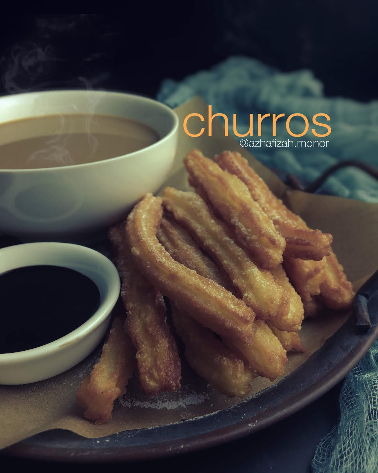 Churros Rangup