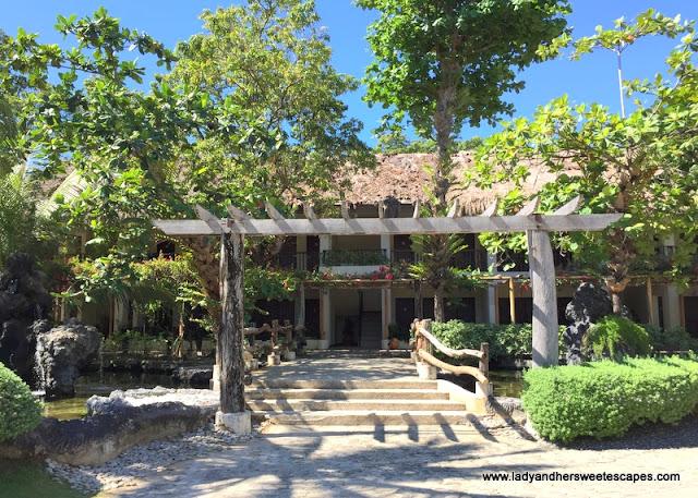 Bluewater Maribago garden wing