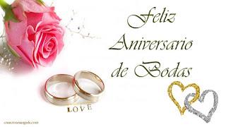 Imagenes de aniversario de bodas flores
