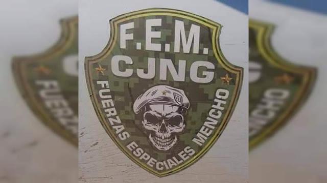 Las FEM, Fuerzas Especiales de El Mencho presumen haber ejecutado a 13 rivales en Tierra Caliente, Michoacán y quitarles Monstruos blindados