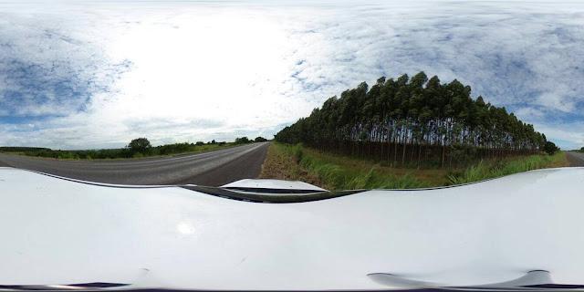 Chery Celer 1.5 Flex - comportamento em estrada