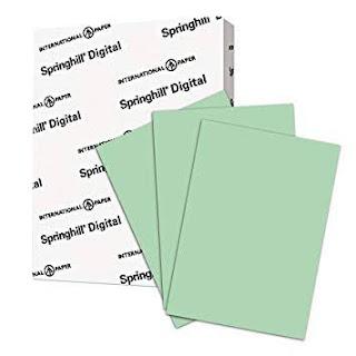 Green ledger paper, कोर्ट में प्रयोग होने वाला हरा पेपर का साइज legal होने का कारण।