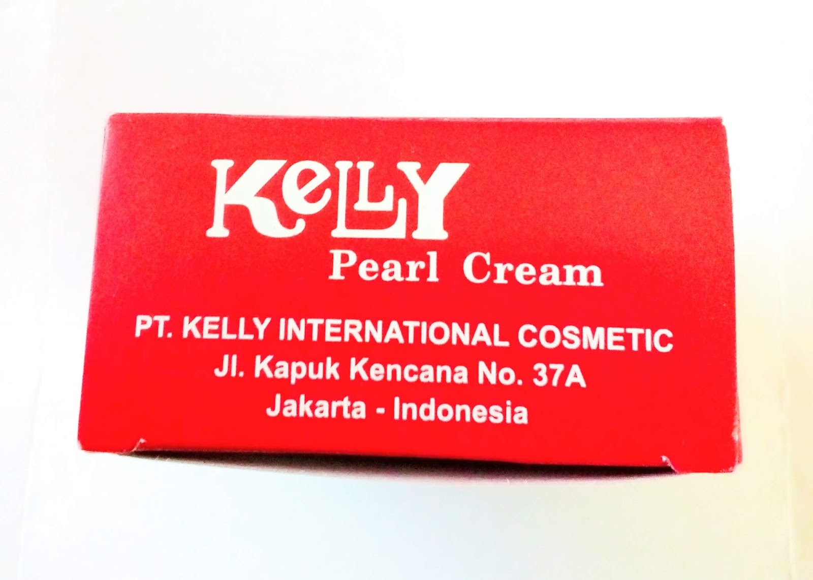 REVIEW : KELLY Pearl Cream, Rahasia Agar Wajah Tampak Glowing