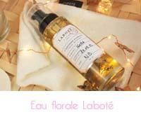 L'infusion florale l'huile nettoyante Laboté