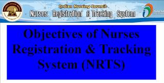 Objectives of Nurses Registration & Tracking System (NRTS)