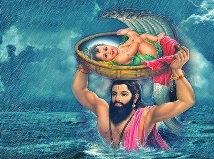 Birth of Lord Krishna - Lord Krishna Stories