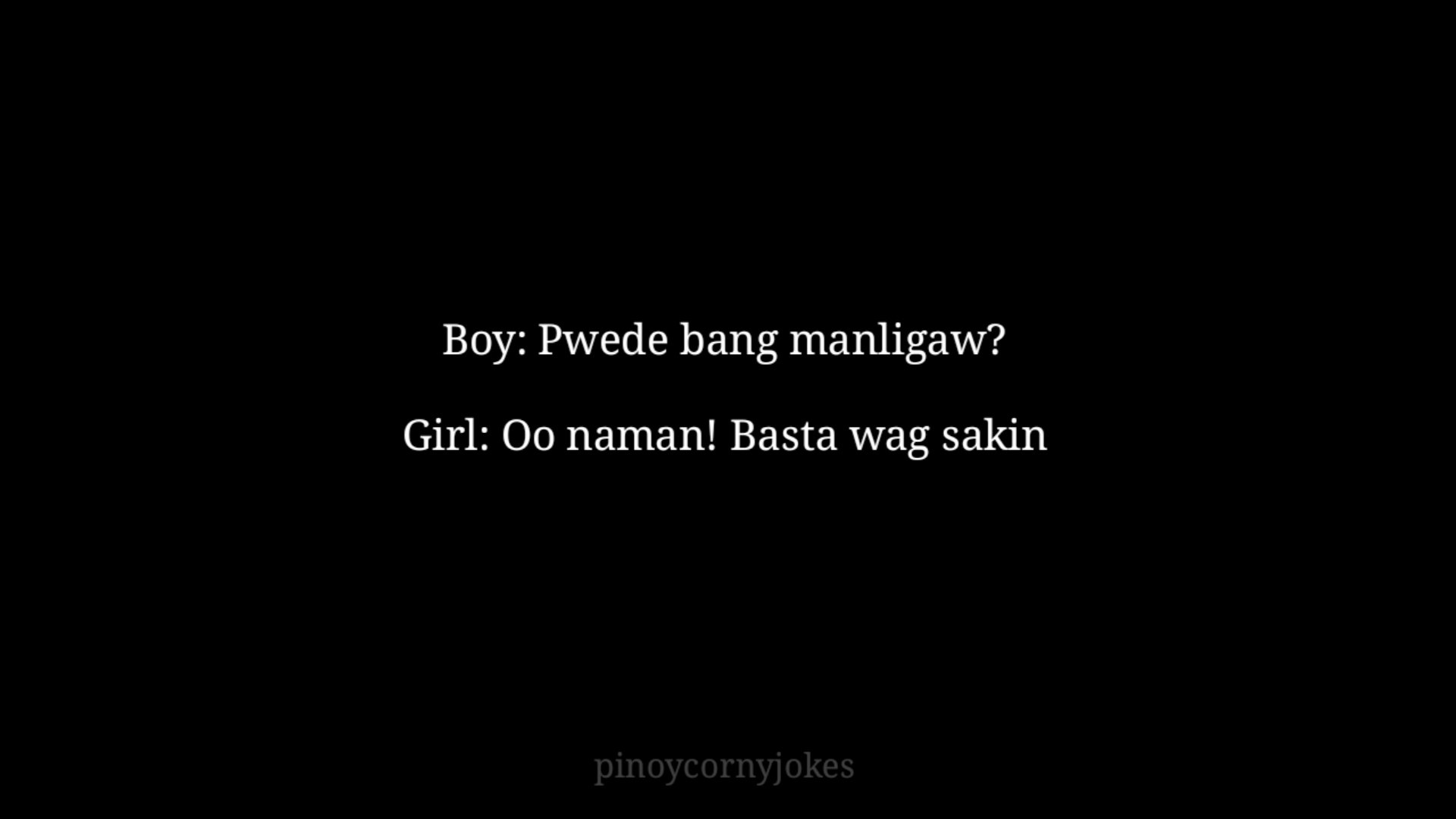 Manligaw Pick Up Lines 2021