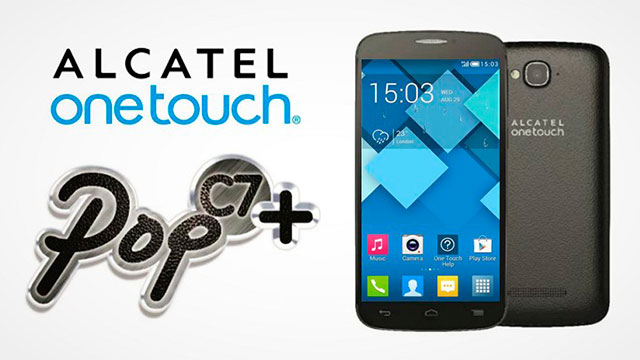 rom stock Alcatel OT Pop C7+ [7042a]