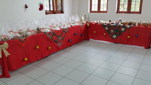 Στυλίδα: Ξεκίνησε σήμερα Σάββατο και θα συνεχιστεί και αύριο Κυριακή 8 Δεκεμβρίου το Χριστουγεννιάτικο φιλανθρωπικό Bazaar