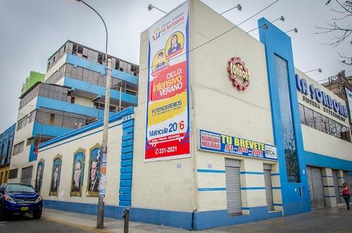 Escuela LA SORBONA - Lima Cercado