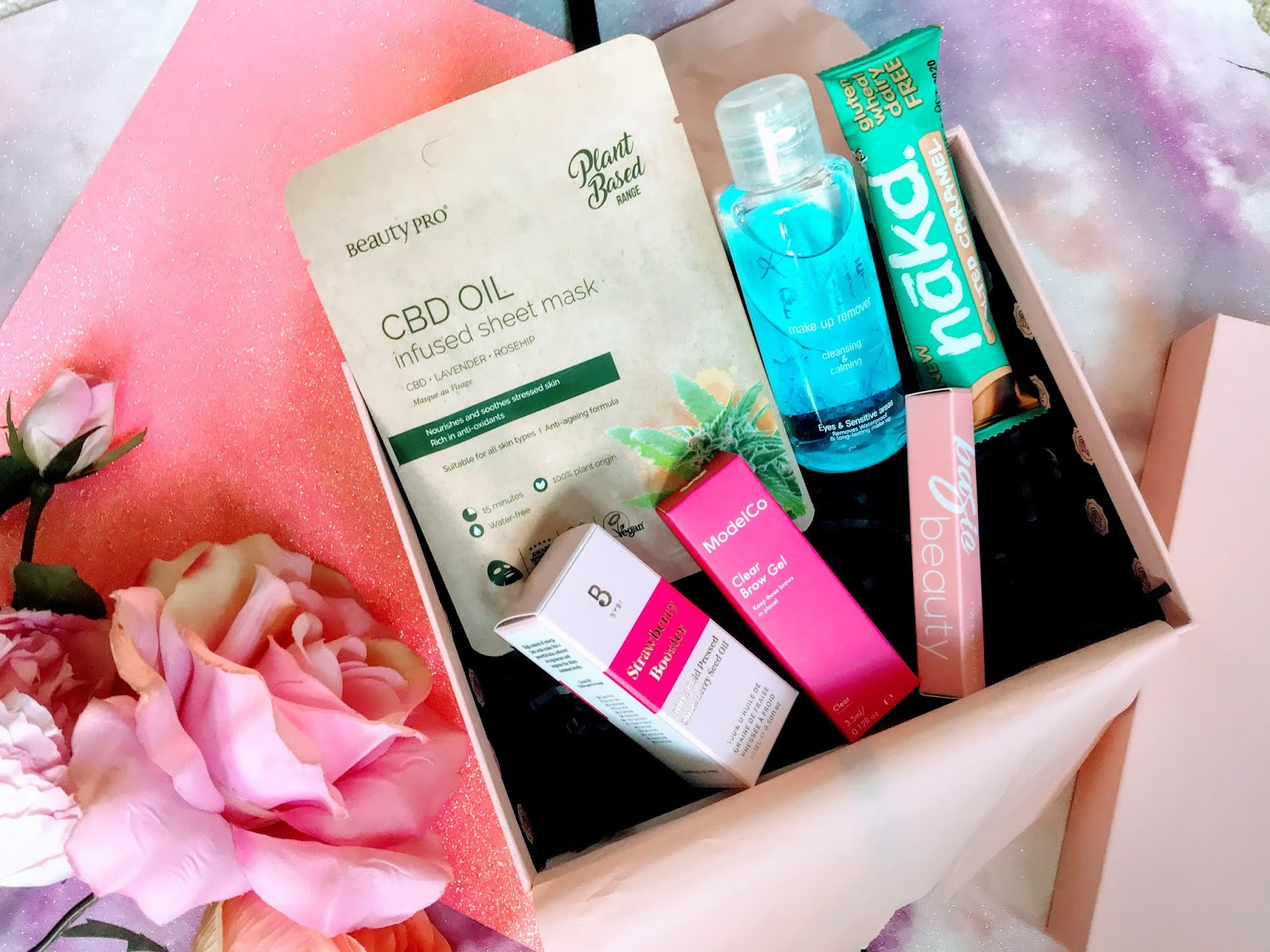 Glossybox January 2020 | Sleep & Refresh | Review