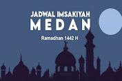 Jadwal Buka Puasa di Kota Medan dan Sekitarnya Jumat 7 Mei 2021