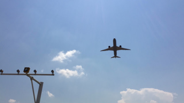 tempat tengok kapal terbang klia