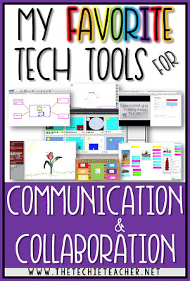 Come learn about my FAVORITE technology tools for digital communication and collaboration with elementary students. Use these tools with Chromebooks, laptops, computers and some can even be used with iPads. Global learning is making its way into the classroom and we need to make sure our students are prepared so they can make the most of these authentic learning experiences!