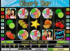 Обзор слота Olivers Bar