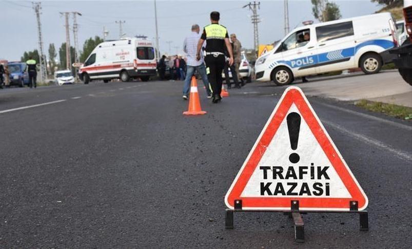 2021'nin ilk 4 ayında 108 bin 171 trafik kazası yaşandı