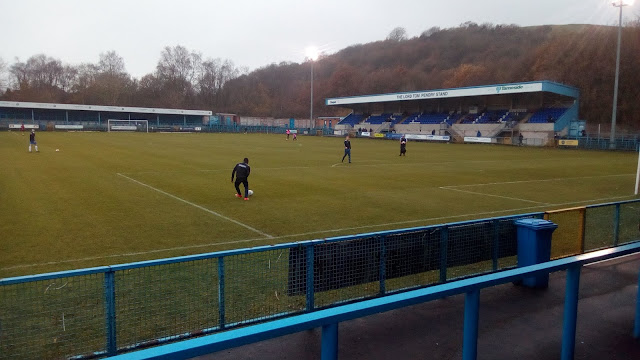 Bower Fold, Stalybridge Celtic F.C